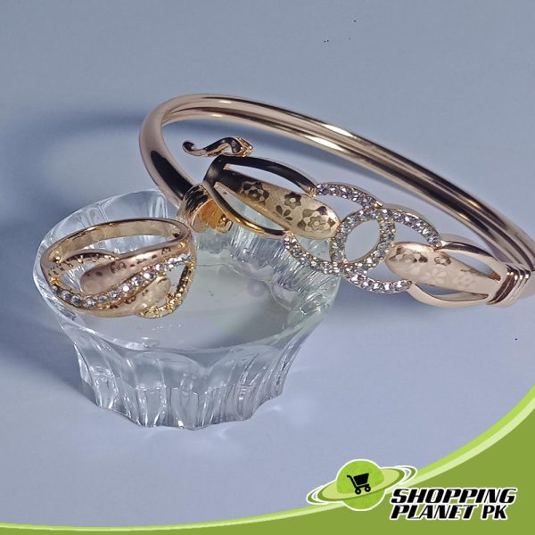 Ring With Bracelet For Girls Jewellery In Pakistans
