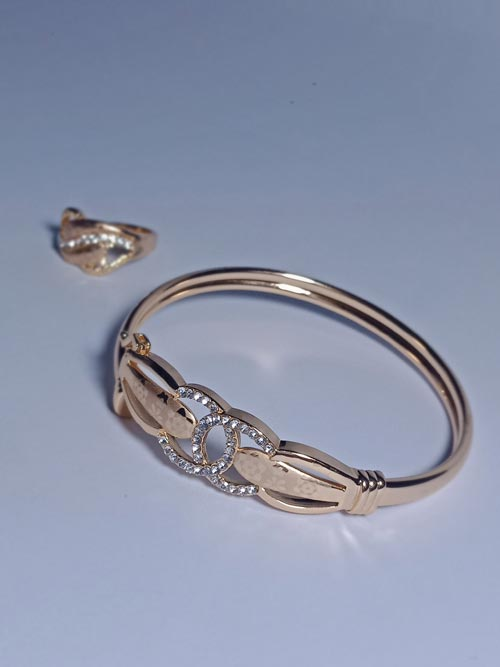 Ring With Bracelet For Girls Jewellery In Pakistan