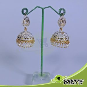 Stylish Jhumka Earring Jewelry In Pakistan
