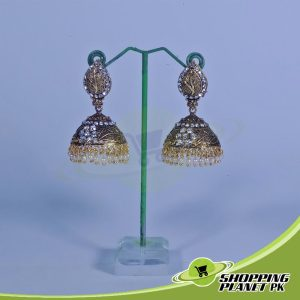 Unique Jhumka Earring Jewelry In Pakistan