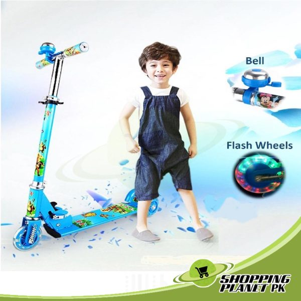 3 Wheel Scooter For Kids In Pakistans