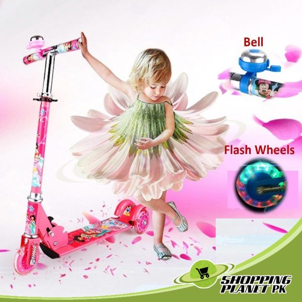 3 Wheel Scooter For Kids In Pakistans.