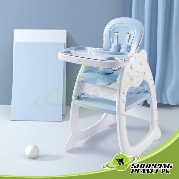 3 in 1 Baby High Chair In Pakistan..