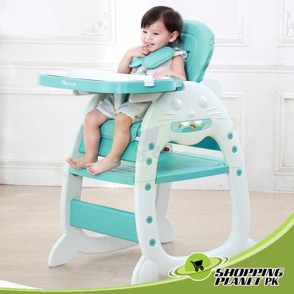 3 in 1 Baby High Chair In Pakistans.,,