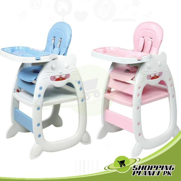 3 in 1 Baby High Chair In Pakistanssss