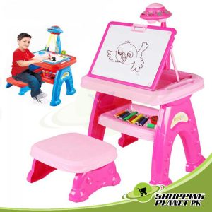 Attractive Projector Art Toy For Kids In Pakistan