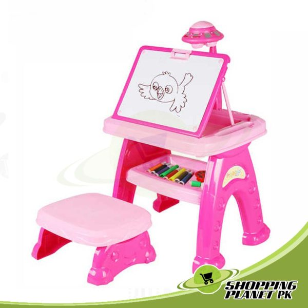 Attractive Projector Art Toy For Kids In Pakistans