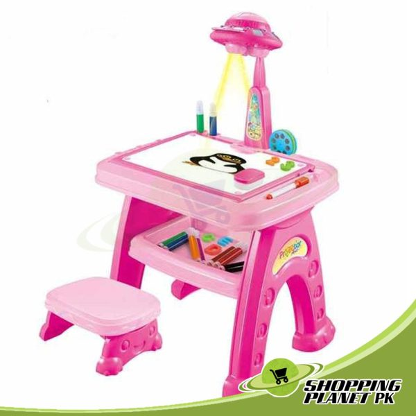 Attractive Projector Art Toy For Kids In Pakistans..