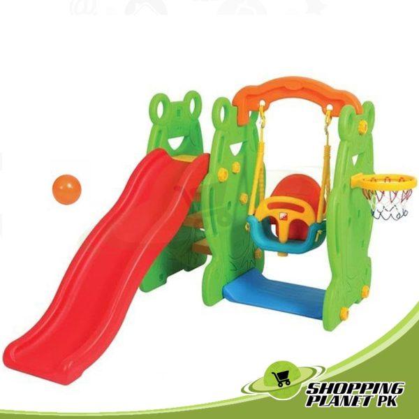 Edu Play Swing With Slide Set For Kid