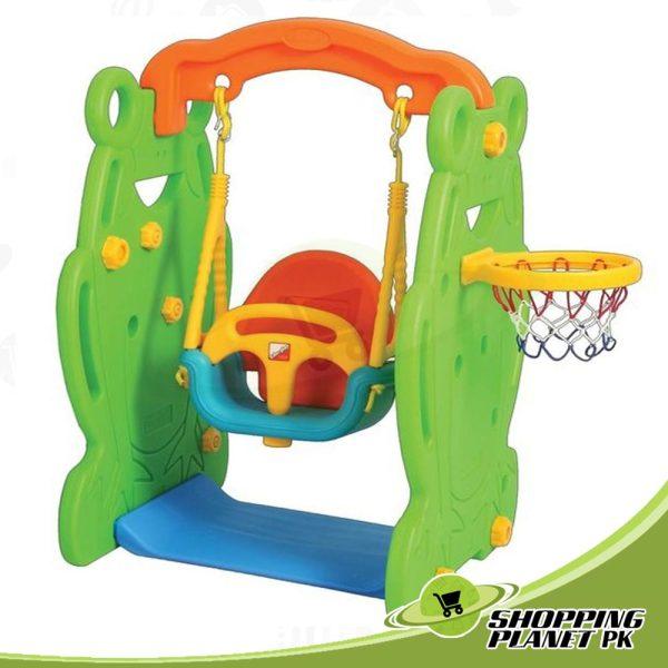 Edu Play Swing With Slide Set For Kid.,