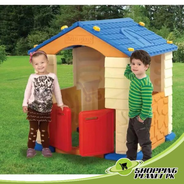 Edu-play Happy Play House For Kid,