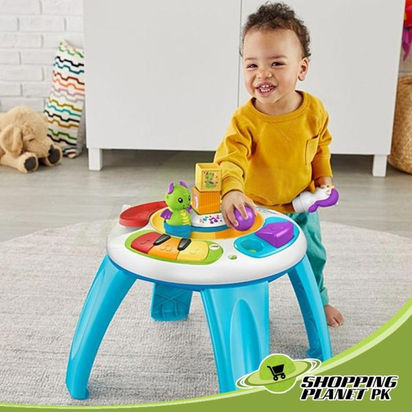 Fisher Price Musical Activity Table For Baby