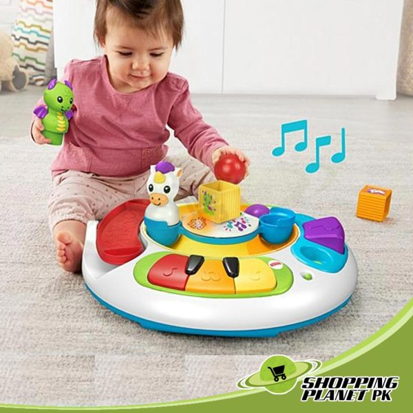 Fisher Price Musical Activity Table For Baby,