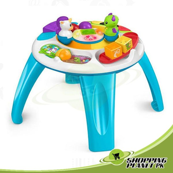 Fisher Price Musical Activity Table For Baby.