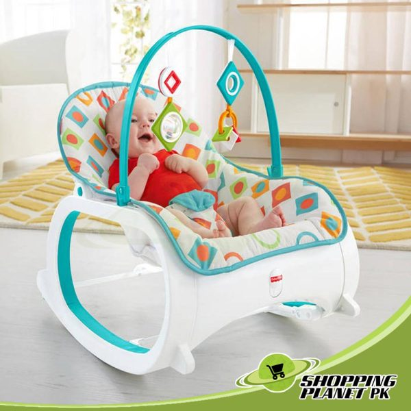 Fisher price Baby Bouncer Rocker In Pakistans