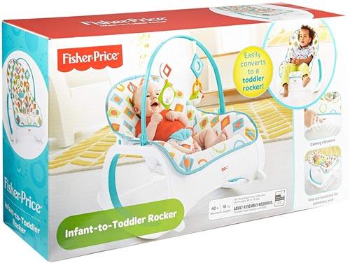 Fisher price Baby Bouncer Rocker In Pakistan