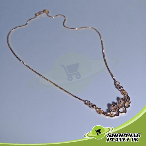 Love Pendant Chain Artificial Jewellery In Pakistans