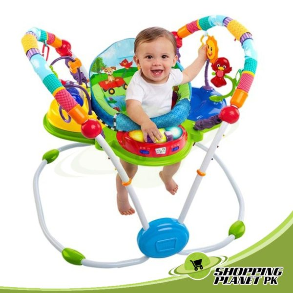 New Activity Jumper For Baby In Pakistan