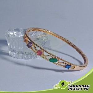 Shining Stone Bracelet Artificial Jewelry In Pakistan