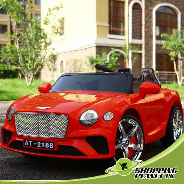 Battery Operated Kids Car AT 2188 In Pakistan..