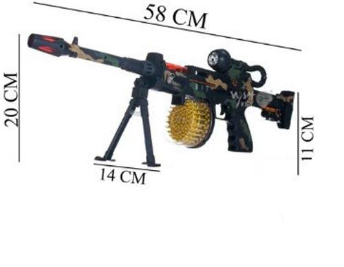 Combat Sniper Toy Gun For Kids In Pakistan