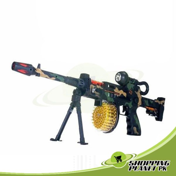 Combat Sniper Toy Gun For Kids In Pakistans