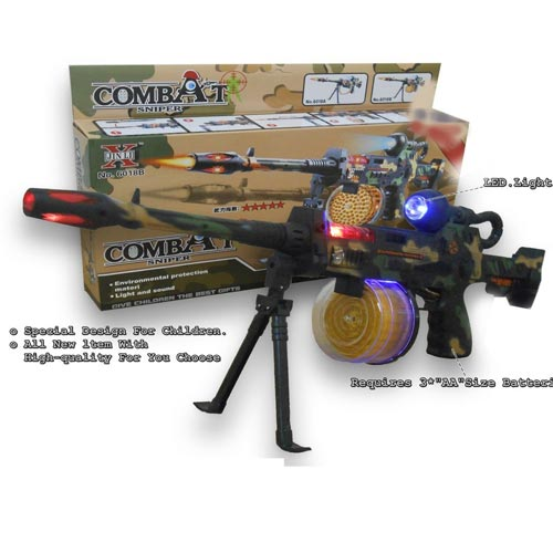 Combat Sniper Toy Gun For Kids In Pakistan