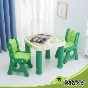 Edu. Play Table Chair Set In Pakistan
