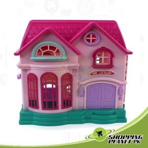 Happy Family Doll House Set In Pakistan