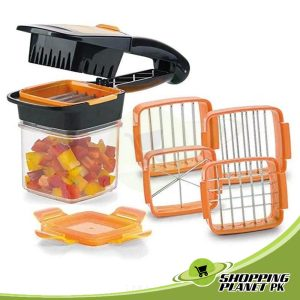 5 in 1 Vegetable Nicer Dicer In Pakistan