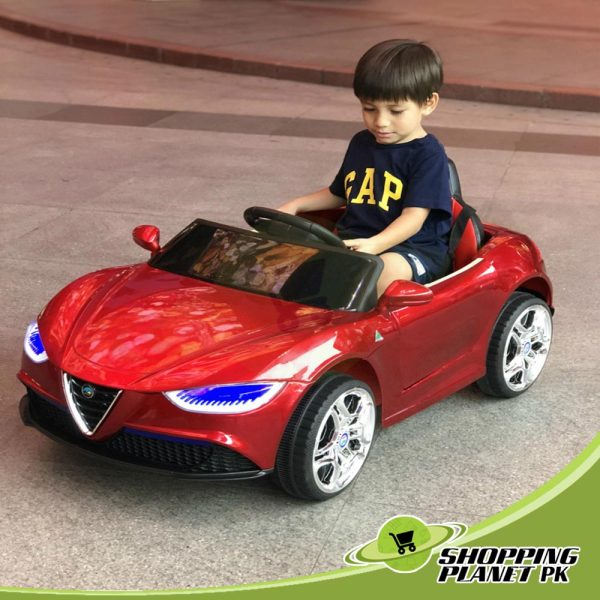 Alfa Battery Operated Car JM-1188 For Kids