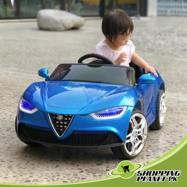 Alfa Battery Operated Car JM-1188 For Kids.,