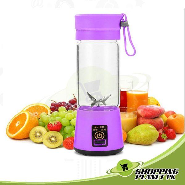 Mini Portable Juicer Machine
