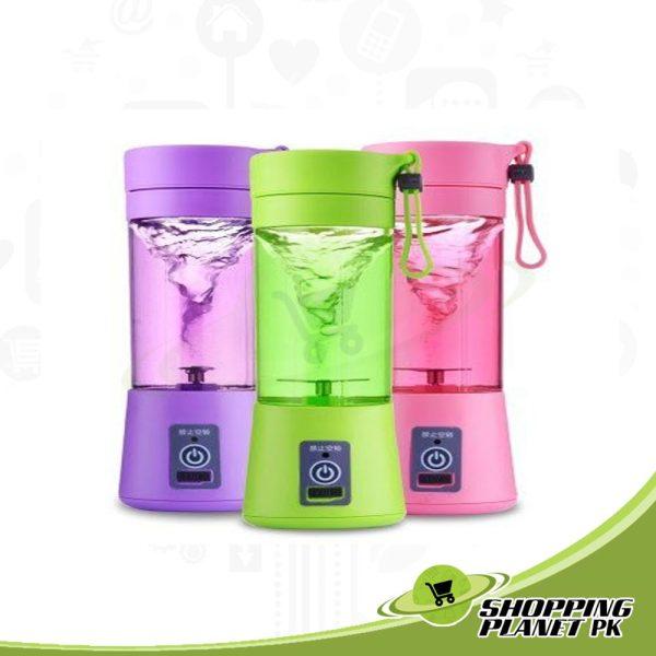 Mini Portable Juicer Machines