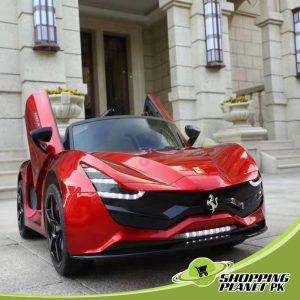 Ride On Electric Car Ferrari 7587 In Pakistan