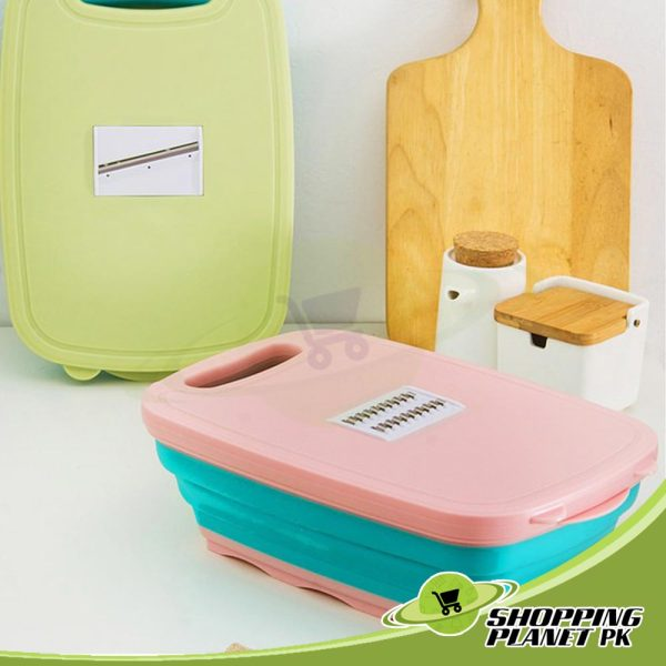 9 in 1 Multi Functional Cutting Board In Pakistanss
