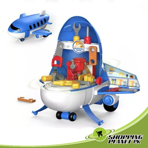 Airplane Play Set Toy For Kids1