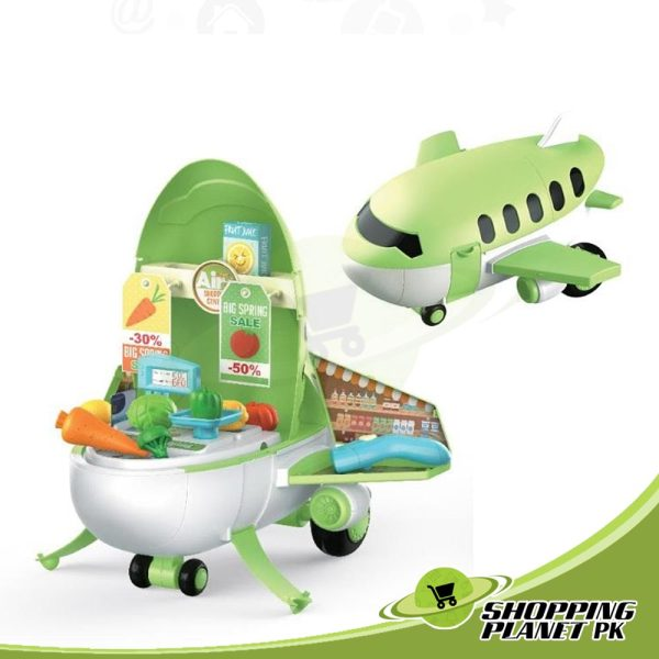 Airplane Play Set Toy For Kids2