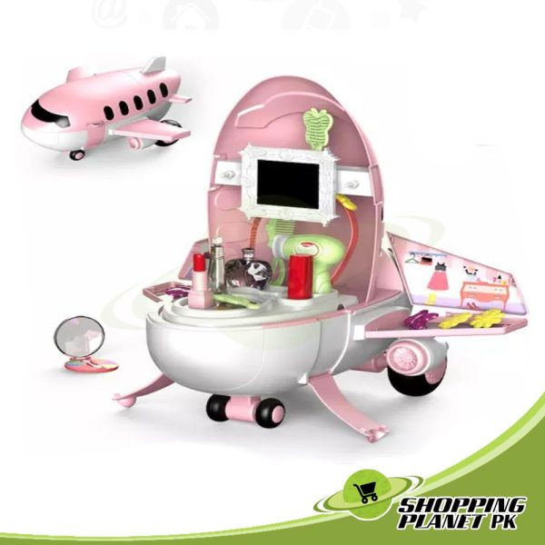 Airplane Play Set Toy For Kids4