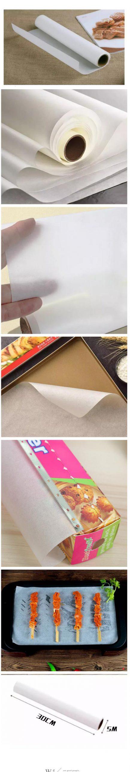Baking Paper Roll in Pakistan