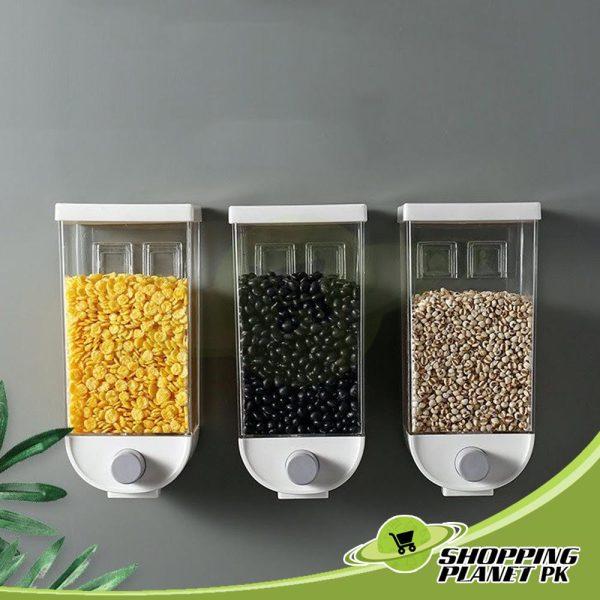 Best Grain Dispenser For The Kitchen1