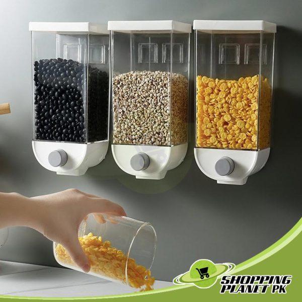 Best Grain Dispenser For The Kitchen2