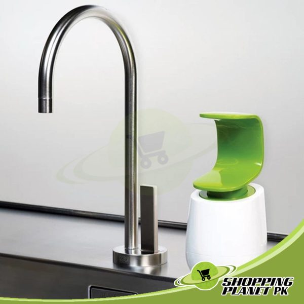 C-Shape Hand Soap Dispenser In Pakistan.