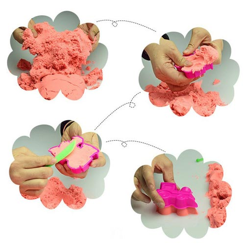 Kinetic Magic Sand Toy In Pakistan
