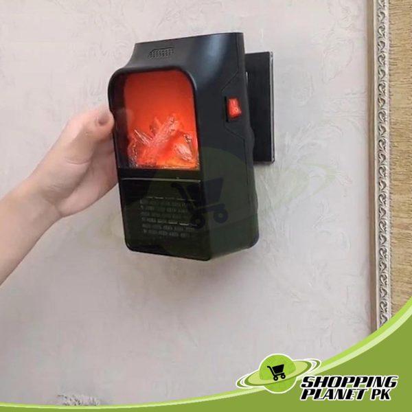 Mini Portable Electric Heater In Pakistan.