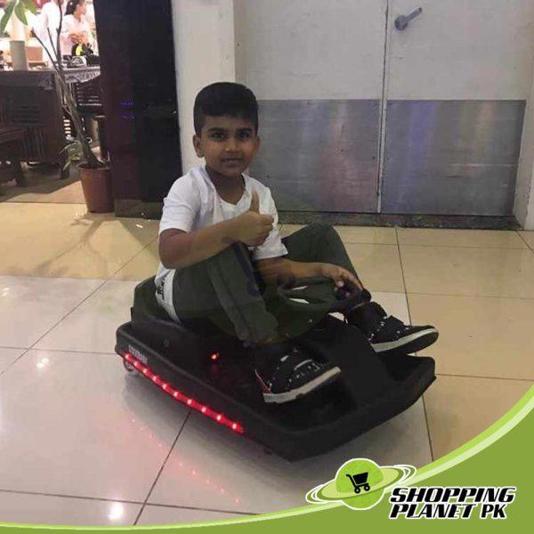 Ride On Kids Crazy Drift Car In Pakistan.