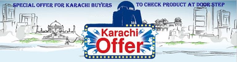 Offer Of Karachi Buyers