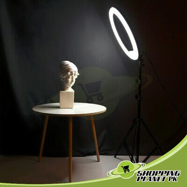 26 Cm Ring Light With Stand In Pakistan2