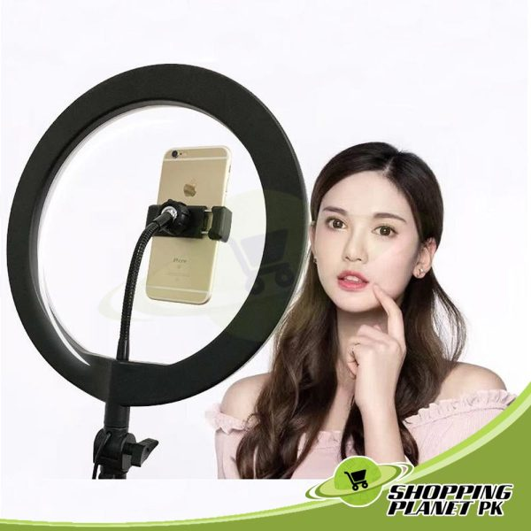 26 Cm Ring Light With Stand In Pakistan4