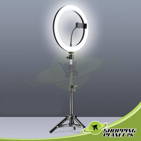 26 Cm Ring Light With Stand In Pakistan